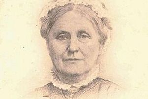 Sarah Frances (Fanny) Trevor oversaw mass expansion at the college