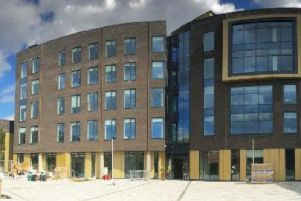 Tech Park at the Bognor Regis campus of the University of Chichester