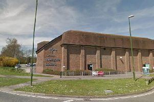 Seeley was caught near the Westgate Leisure Centre. Picture: Google Streetview