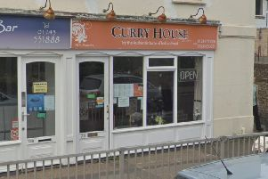 The till was stolen from Curry House in Chichester. Picture: Google Streetview