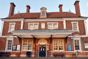 Market Harborough Station