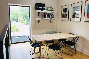 CCDT co-working space at Graylingwell Water Tower
