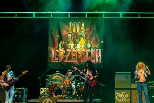 CODA - a Tribute to Led Zeppelin