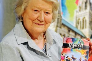 Festival of Chichester patron Dame Patricia Routledge