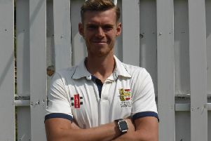 Adam Barton took three wickets in Hastings Priory Cricket Club's draw away to St James's Montefiore