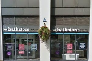 Bathstore in Regent Grove, Leamington. Image courtesy of Google Maps.