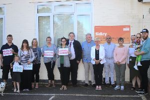 Bexhill residents have backed a petition calling on the county council to rethink its proposed cuts