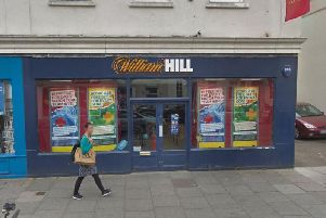 William Hill in East Street, Chichester. Picture via Google Streeview