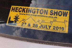 Show your Heckington Show sticker to win a pair of weekend passes. EMN-190807-144058001
