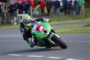 Derek McGee will be aiming to make a winning return at his home race meeting at Walderstown in Athlone.
