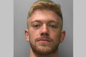 Lewis Jackson. Picture: Sussex Police