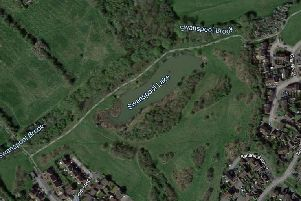The incident took place at Swanspool Lake.