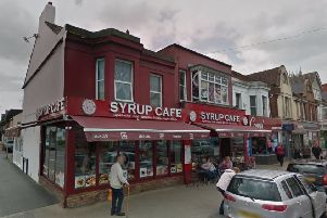 Syrup Cafe in Bognor. Photo: Google Street View