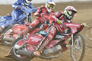 Hans Andersen returns for Panthers at Poole.