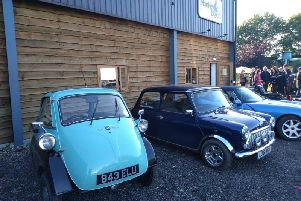 Some weird and wonderful machines turned up at the June event
