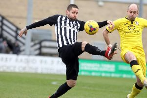 Steve Diggin opened the scoring as Corby Town beat Coleshill Town 3-1 in their opening home game of the season