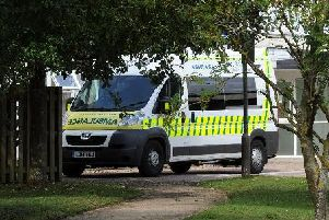 Former staff have complained about the ambulances provided for emergency transfer from the Horton maternity unit to Oxford