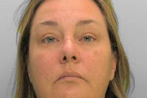 Lynn Boakes, 47 of Sea Lane in Pagham