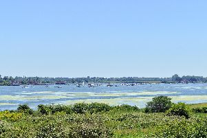 Views over Chichester Harbour