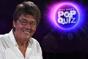 Mike Read hosted Pop Quiz, a British television quiz programme on BBC1