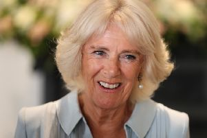 Her Royal Highness Camilla, Duchess of Cornwall. Photograph: Chris Jackson/Getty Images