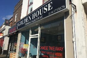 Golden House in Surrey Street, Littlehampton