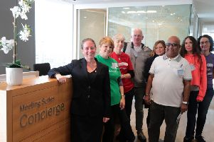 Work Ready, a free programme delivered by Albion in the Community, backed by American Express