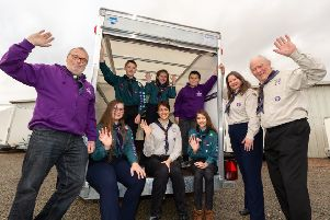 �6,000-plus better off, 7th Boston (Swineshead) Scout Group.