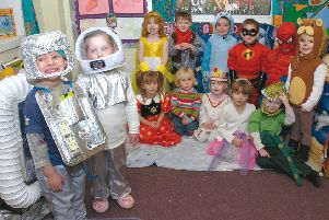 Kirton Nursery School 10 years ago.