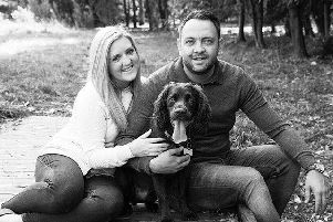 Katy Howard and her Husband Matt are set to run the London Marathon as a tribute to their brother, Ian, 27, who passed away from Duchenne Muscular Dystrophy.