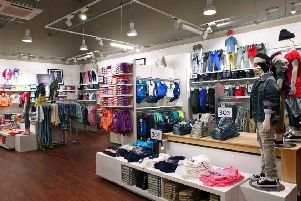 Gap is set to unveil its new look branch at Springfields Outlet, near Spalding.