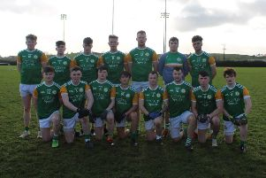 Dungannon Clarke's Under21 starting 15 who defeated Galbally 1-13 to 0-04 on Sunday.