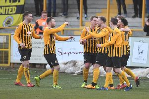 Who has been Boston United's biggest points per game earner?