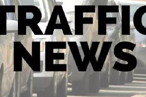 There are severe delays on the M27 this morning