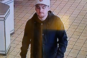 CCTV picture issued by Lincs Police