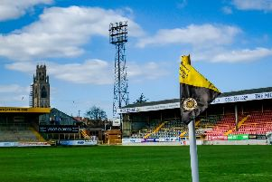 Boston United news. Photo: David Dales.