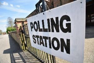 A total of six authorities are now controlled by the Tories, with East Lindsey results expected at lunchtime. ANL-190604-075747001