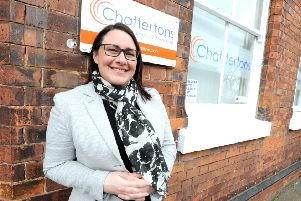 Claire Smith, now of Chattertons Solicitors & Wealth Management's Boston and Spalding team.