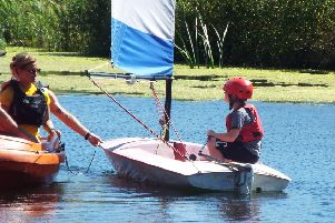 Learn about sailing.