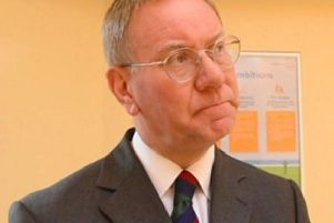 United Lincolnshire Hospitals Trust medical director Dr Neill Hepburn