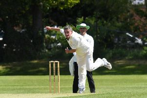 Lee Selfe took 1-38 for Leighton against Aston Rowant.