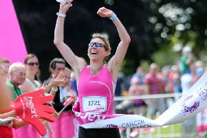 The Northampton Race for Life is back at Abington Park next month. Pictures by Kirsty Edmonds.