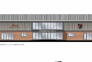 Plans for new clubhouse