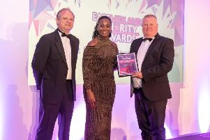 The Boston-based Freshtime Futures Trust collected two honours at the East Midlands Charity Awards.