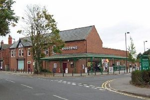 Budgens, in Woodhall Spa, is set to become a Sainsbury's later this year. EMN-190715-152345001