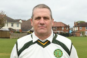 Paul Deans took three wickets.