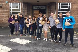 Boston High Pupils delighted with A-Level and BTEC results