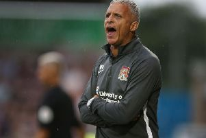 Keith Curle was unhappy with his team's work-rate in the defeat to Macclesfield on Saturday