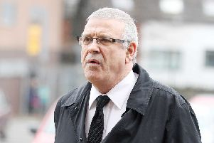 Former PUP leader Brian Ervine did not think Rev Ian Paisley had close links to the UVF. Photo: Jonathan Porter/Presseye.