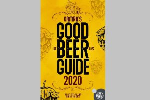 The latest edition of the Good Beer Guide.